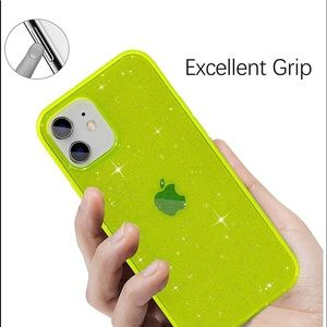 🆕HUIYCUU clear crystal iPhone 12 pro Max case